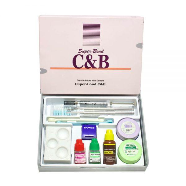 Super-bond C&B Kit White
